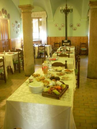 Hotel Il Pino: la colazione a buffet