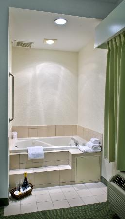 SpringHill Suites by Marriott Danbury: Whirlpool