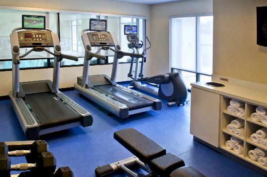 SpringHill Suites Danbury: Fitness Center