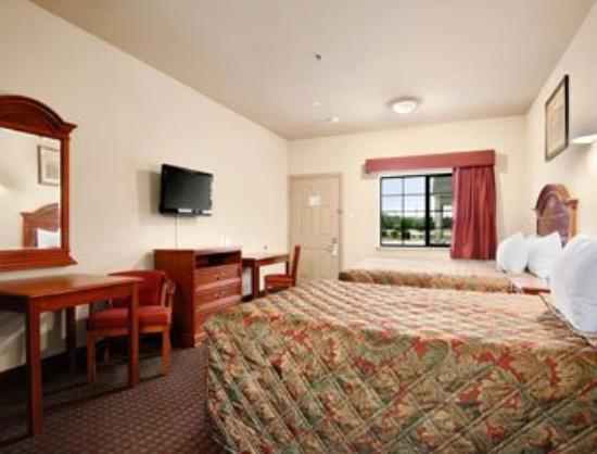 Palace Inn Baytown : Standard Room - Double  Double