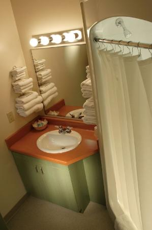 Residence & Conference Centre - Kitchener-Waterloo: Private Suite Washroom