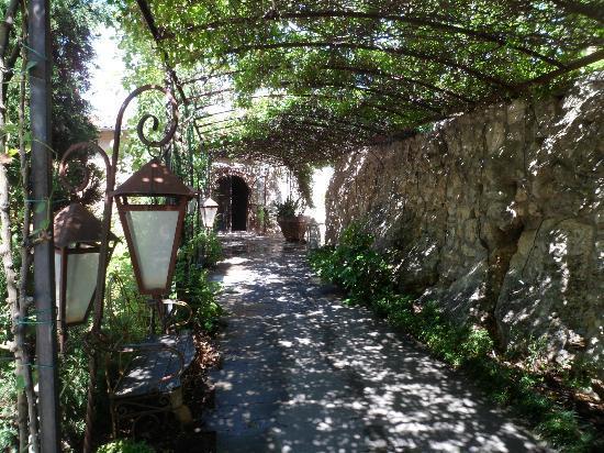 Cappuccini Franciacorta Resort: Ingresso al convento