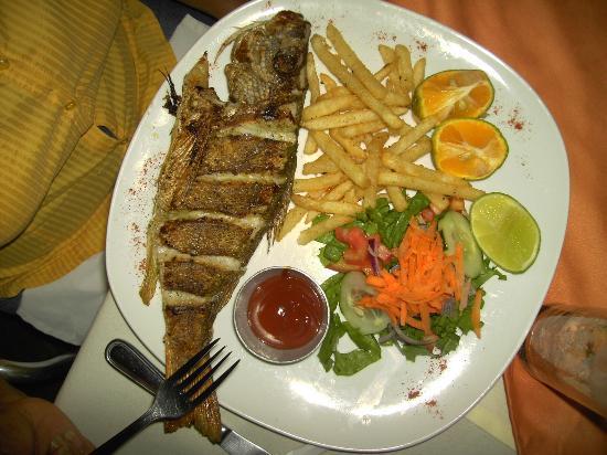 Claudio y Gloria: Fish Dish