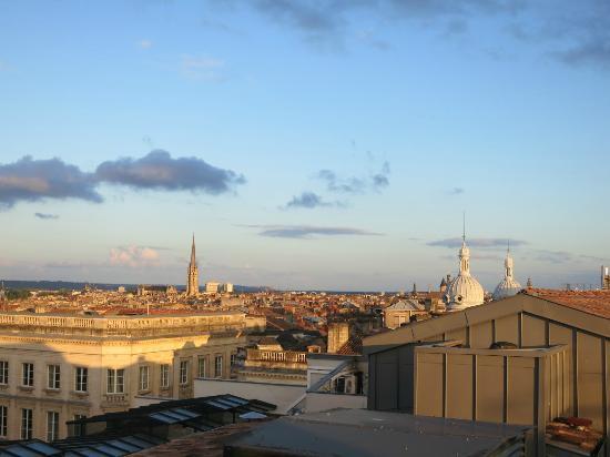 Vue de la chambre photo de intercontinental bordeaux le grand hotel bordea - Direct location bordeaux ...