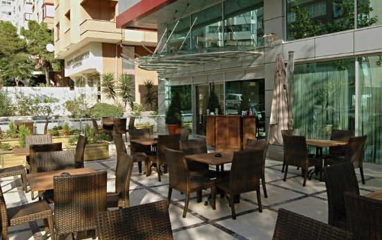 The Bostanci Hotel: VGAGARDEN