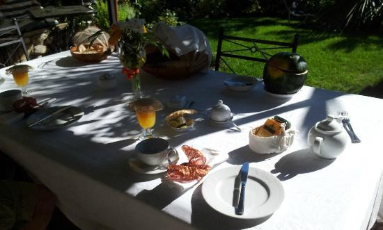 Antico Borgo Sanda: Breakfast!!!