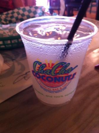 Cha Cha Coconuts