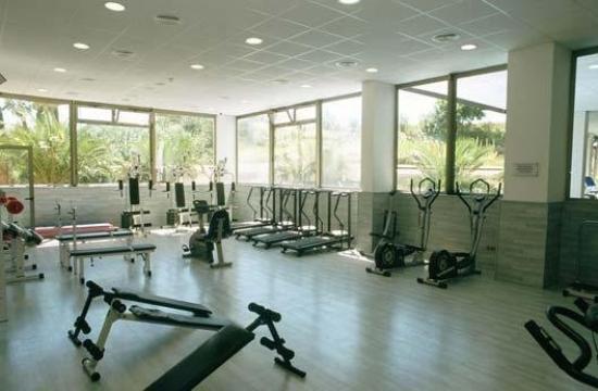 RV Hotel Ametlla Mar: Health club