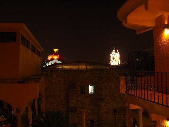 Hotel CasAntica: Desde la terraza interior del hotel
