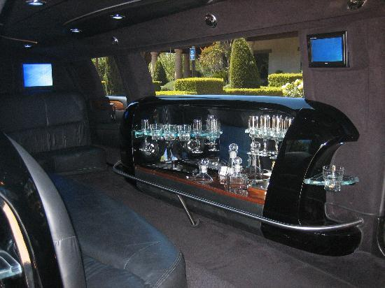 Yountville, CA: NV Tours Limo