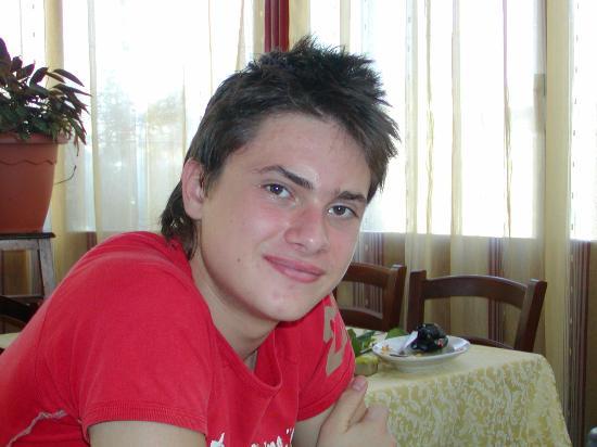al gradino: Gabrielle Rizzo Antonella's son