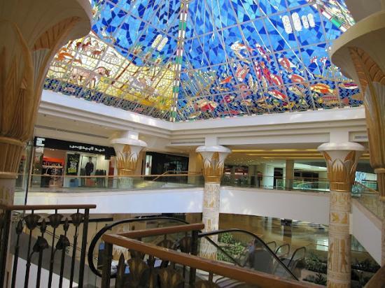 Wafi City Mall Interior Picture Of Wafi City Mall