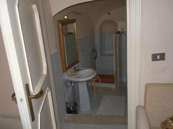 Hotel Castello dei Principi: Bagno