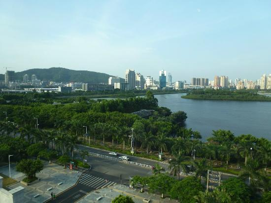 Pullman Xiamen Powerlong: View from room