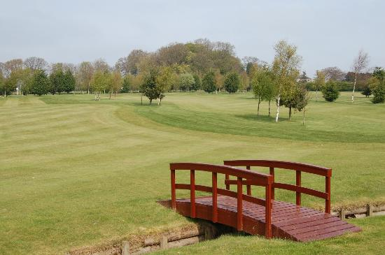 Wellsgreen Golf Range: 5th Hole on Wee Course