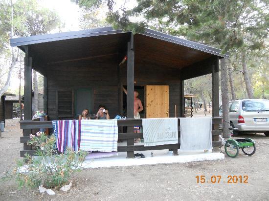 Camping Village Uria: Cottage