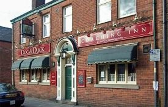Dog & Duck Inn: Bed and Breakfast Beverley
