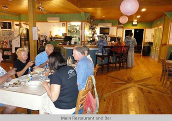 Long Island Breeze Resort Restaurant : Dining Room
