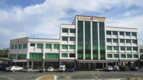 Betong, מלזיה: Hotel View 