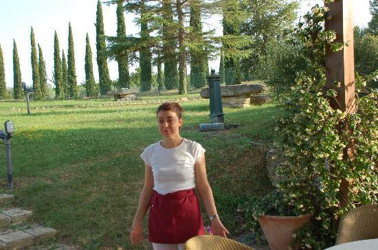 Agriturismo La Sovana: Rachele