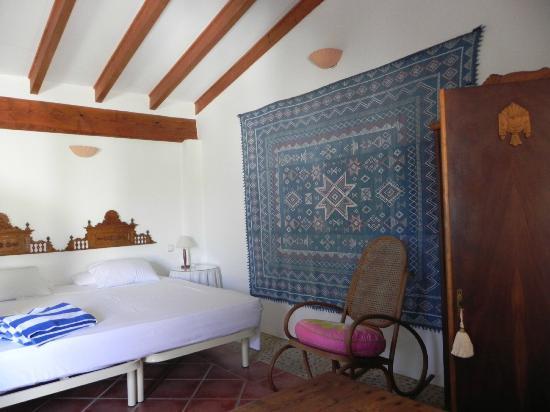 Finca S Horta: Dormitorio