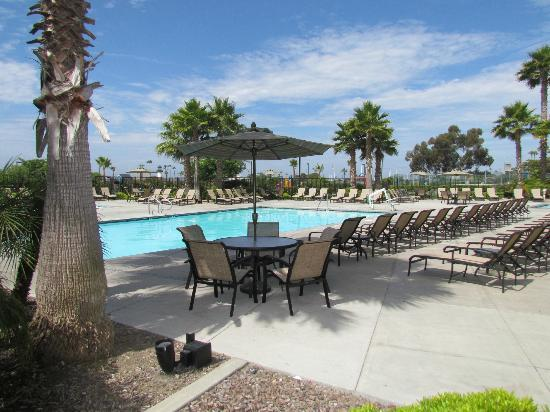 WorldMark Oceanside Harbor: Pool Area