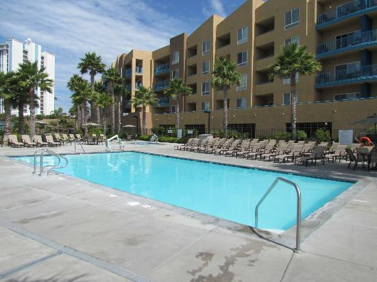 WorldMark Oceanside Harbor: Adult Pool - Different Angle