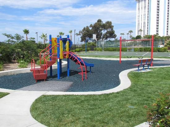 WorldMark Oceanside Harbor: Kids Play Area