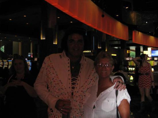 Casino at Harrah's Cherokee: Elvis Tribute