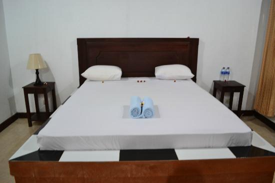 Bagus Home Stay Pemuteran: Bed
