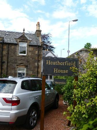 Heatherfield House: Hotel