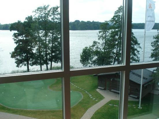 Naas Fabriker Hotel: Vistas desde la habitación