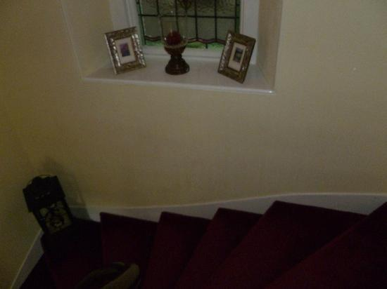 Heatherfield House: staircase