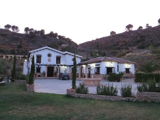 Hotel Hacienda Puerto de las Muelas: panorama dell'azienda