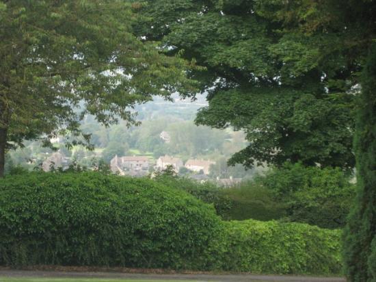 Stoney Ridge: View from Balcony