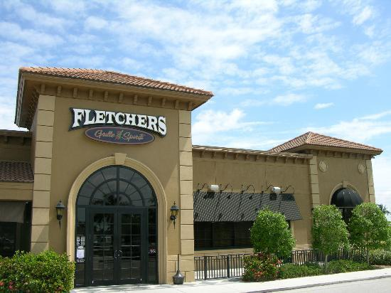 Fletchers Grill and Spirits: Fletchers