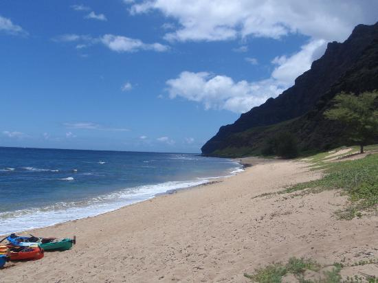 Napali Kayak - Day Tours: finally there