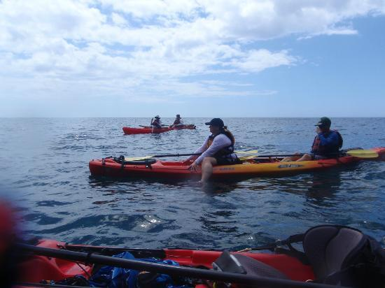 Napali Kayak - Day Tours: a 10 min Break