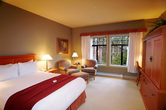 Long Beach Lodge Resort : Standard Room