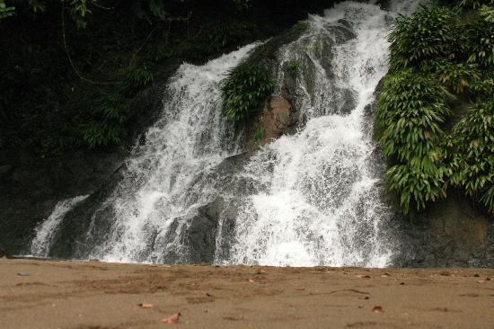 El Almejal Lodge & Natural Reserve: Cascada del Tigre