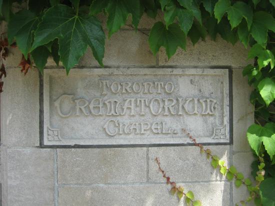Necropolis : Toronto Necropolous