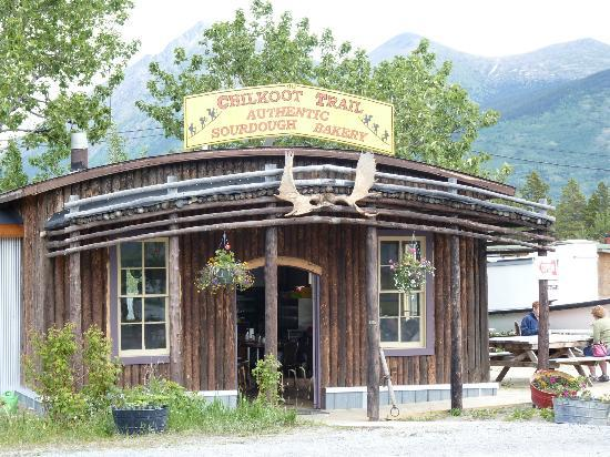 Chilkoot Trail Authentic Sourdough Bakery: Exterior Shot