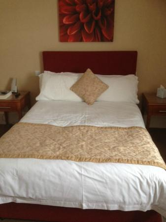 Laichmoray Hotel: Comfortable Bed