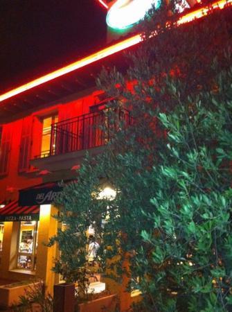 Del Arte Puget-sur-Argens: le restaurant de puget