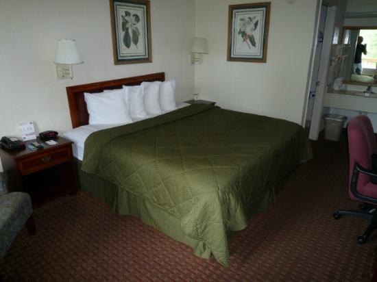 古斯克里克品質飯店照片