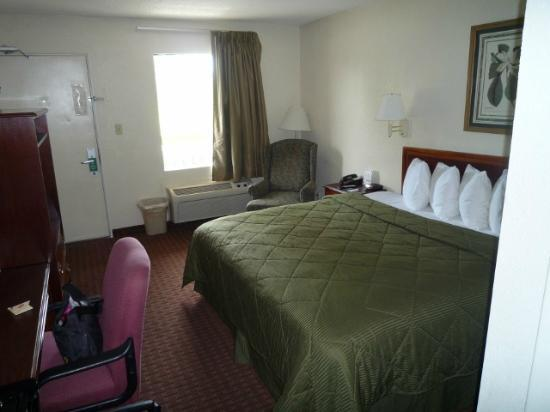 Quality Inn Goose Creek: Zimmer
