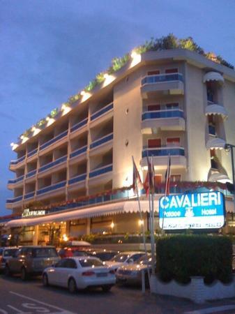 Cavalieri Palace: hotel da fuori
