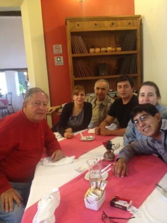 Tierra y Cielo Restaurante: buena comida