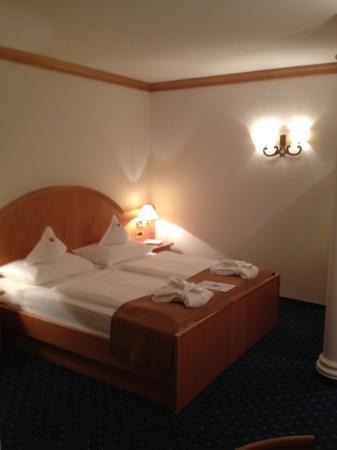 Hotel Muchele: letto