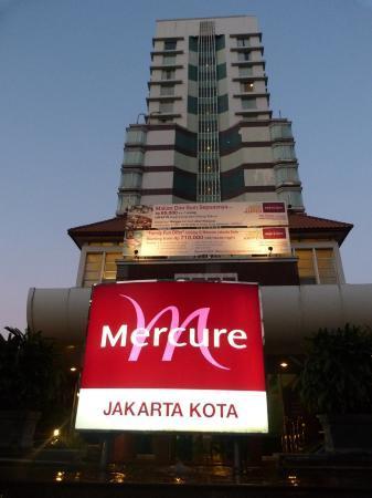 Mercure Picture Of Mercure Jakarta Kota Tripadvisor